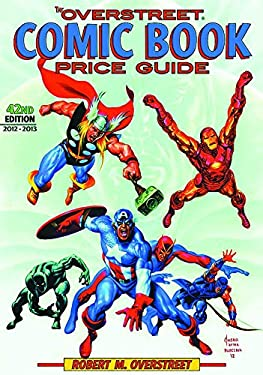 The Overstreet Comic Book Price Guide 9781603601375