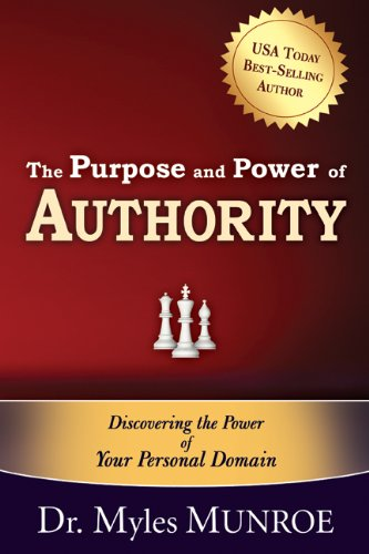 The Purpose and Power of Authority 9781603742627