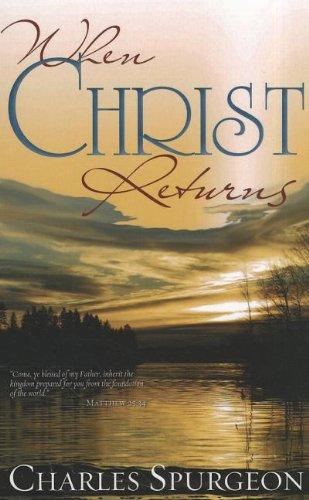 When Christ Returns 9781603744935