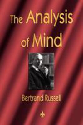 The Analysis of Mind 9781603863469