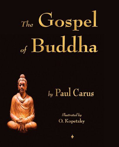 The Gospel of Buddha 9781603863971