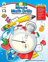 More Minute Math Drills: Addition & Subtraction