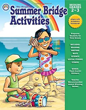 The Original Summer Bridge Activities Bridging Grades 2 to 3 9781604188196