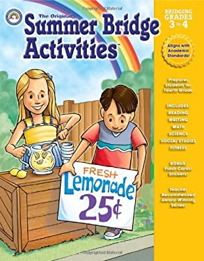 The Original Summer Bridge Activities Bridging Grades 3 to 4 9781604188202