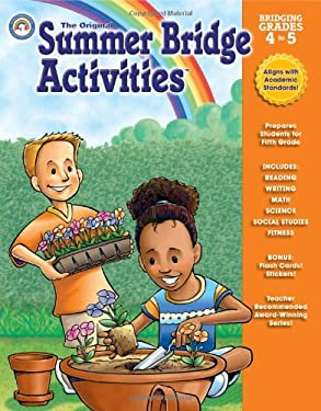The Original Summer Bridge Activities Bridging Grades 4 to 5 9781604188219