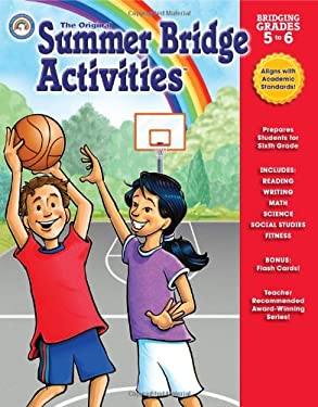 The Original Summer Bridge Activities Bridging Grades 5 to 6 9781604188226
