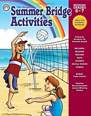 The Original Summer Bridge Activities Bridging Grades 6 to 7 9781604188233