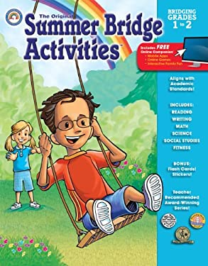 The Original Summer Bridge Activities Bridging Grades 1 to 2 9781604188257