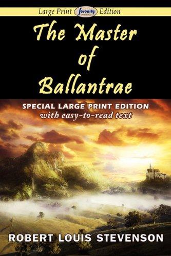 The Master of Ballantrae 9781604508468