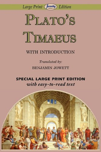 Timaeus 9781604508482