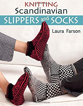 Knitting Scandinavian Slippers and Socks 9781604680492