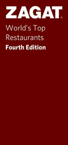 4th Edition World's Top Restaurants 9781604784107