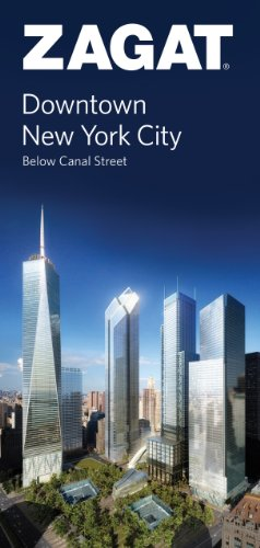 Downtown New York City: Below Canal Street 9781604784800