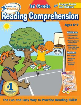 Hooked on Phonics 1st Grade Reading Comprehension [With Poster] 9781604991147