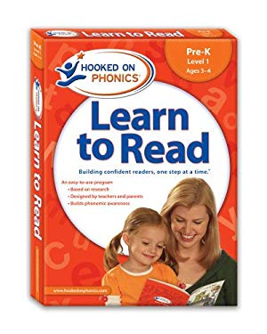 Learn to Read, Pre-K Level 1, Ages 3-4 9781604991383