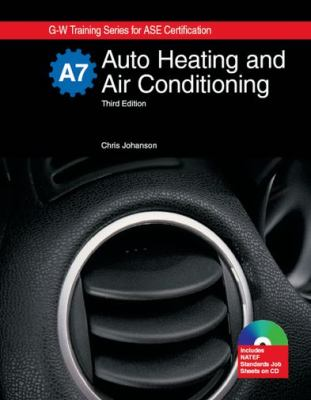 Auto Heating and Air Conditioning, A7 9781605250502