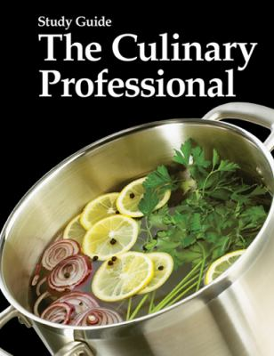 The Culinary Professional Study Guide 9781605251202