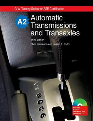 Automatic Transmissions and Transaxles, A2 9781605252032