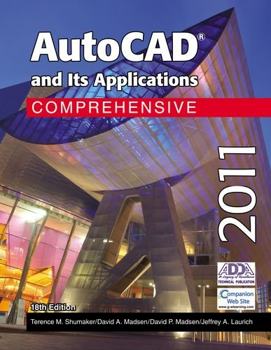 AutoCAD and Its Applications, Comprehensive 9781605253305