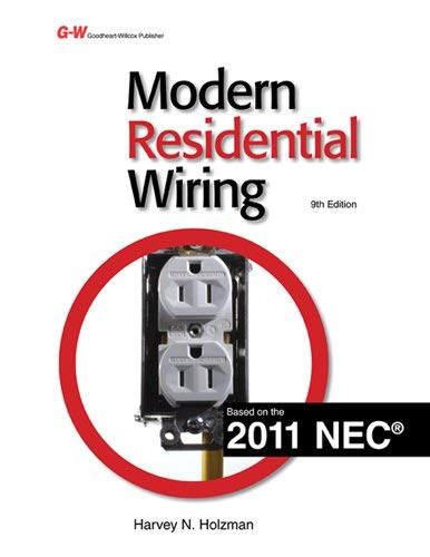 Modern Residential Wiring 9781605255828