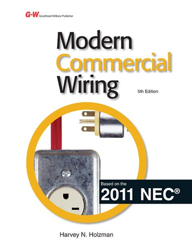 Modern Commercial Wiring 9781605255880