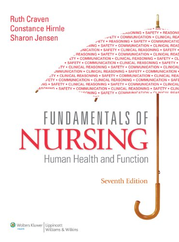 Fundamentals of Nursing: Human Health and Function 9781605477282