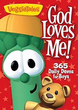 God Loves Me!: 365 Devos for Boys 9781605873916