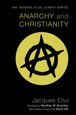 Anarchy and Christianity 9781606089712