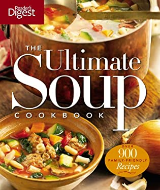 The Ultimate Soup Cookbook 9781606521991