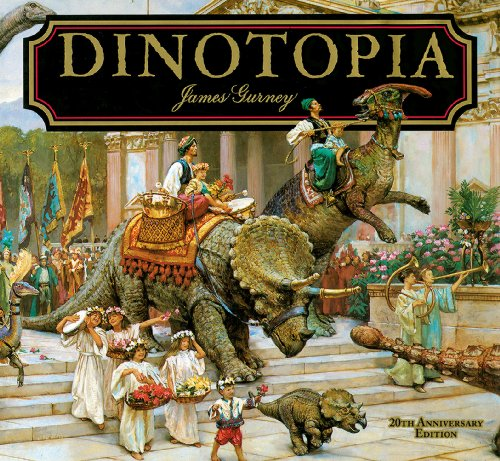 Dinotopia: A Land Apart from Time 9781606600221
