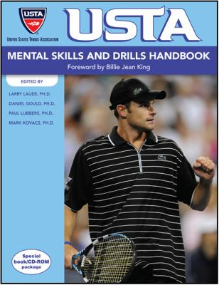 USTA Mental Skills and Drills Handbook 9781606790809