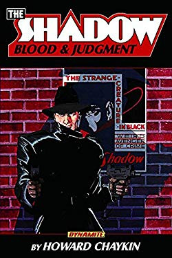 The Shadow: Blood and Judgment Tp 9781606903278