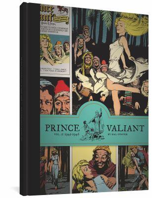 Prince Valiant: 1945-1946 9781606994849