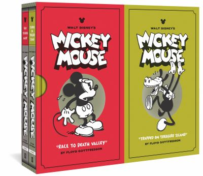 Walt Disney's Mickey Mouse Collector's Box Set 9781606994962