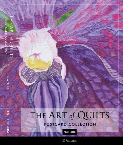 The Art of Quilts Postcard Collection: Nature 9781607052739