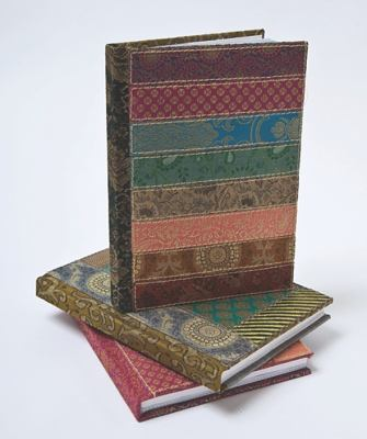 Banaras Sari Quilt Journal 9781607055082