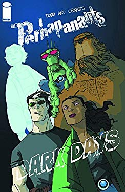 Perhapanauts Volume 00: Dark Days Tp 9781607063124