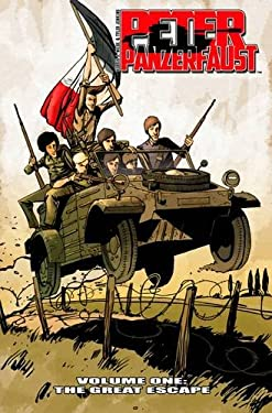 Peter Panzerfaust Volume 1: The Great Escape Tp 9781607065821