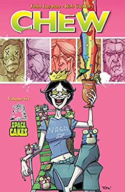 Chew Volume 6: Space Cakes Tp 9781607066217