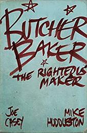Butcher Baker, the Righteous Maker Hc