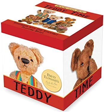 Teddy Time Book and Stacking Boxes [With 5 Stacking Boxes] 9781607102595