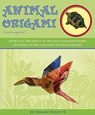 Animal Origami [With 100 Sheets] 9781607102793