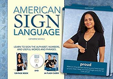 American Sign Language 9781607102922