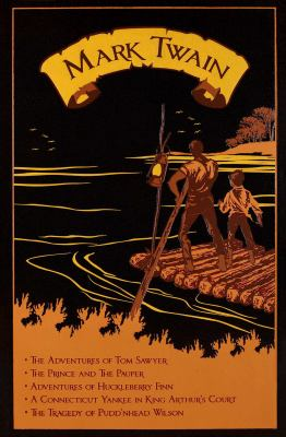 Mark Twain: Five Novels 9781607103165
