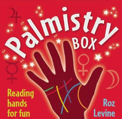 Palmistry Box: Reading Hands for Fun 9781607103868