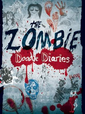 The Zombie Doodle Diaries 9781607104384