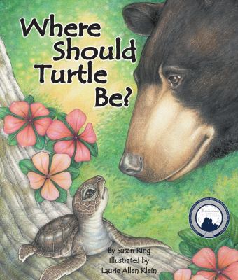 Where Should Turtle Be? 9781607186083