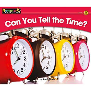 Can You Tell the Time? 9781607190189