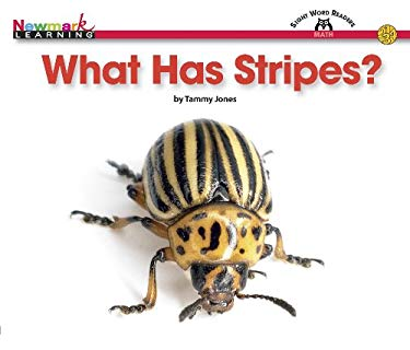 What Has Stripes? 9781607191513