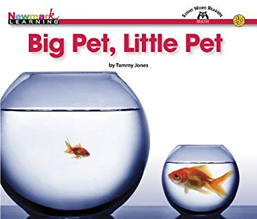 Big Pet, Little Pet 9781607191537
